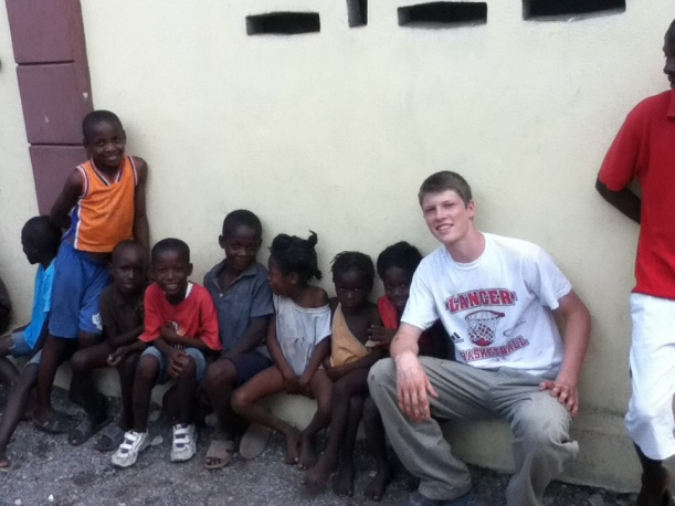 I had no idea before I moved to Haiti how much Construction work teams would change my life.