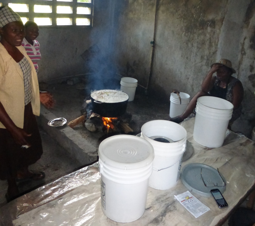 (A little note to Rittman/Smithville: recognize those white things?)