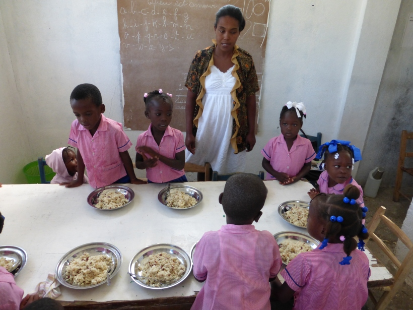 Being thankful for today's lunch!
