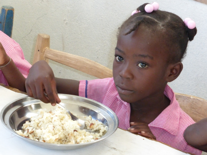 God cares for me!