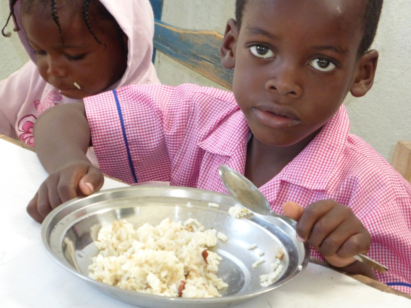 Thank You Jesus for my food!