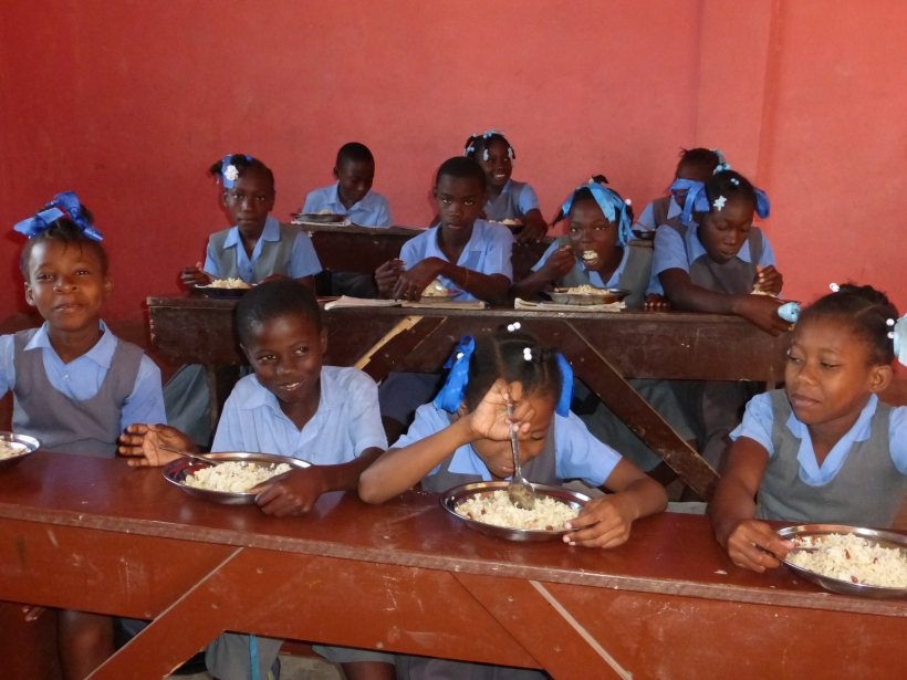 Be content with such things as ye have!