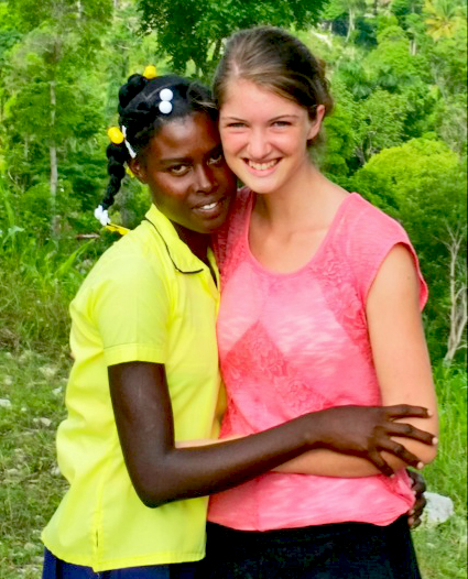 Trinity and Mantha have faithfully written to each other for about 5 years. They finally get to meet each other! They were overjoyed! What will it be like to meet our Creator, in whom we talk with every day? What a day that will be!!