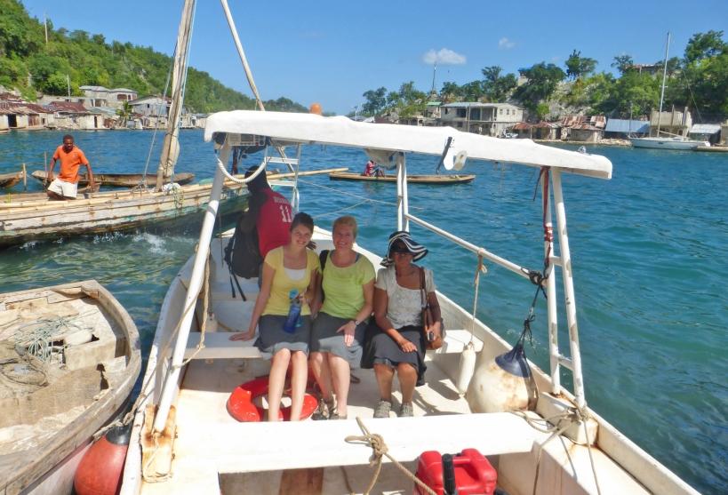 Ready to set sail!