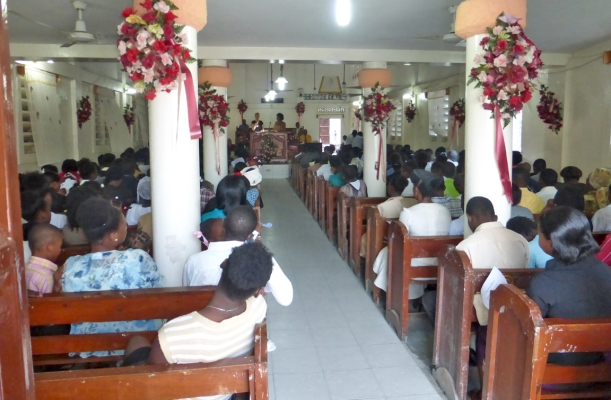 We do evangelism training