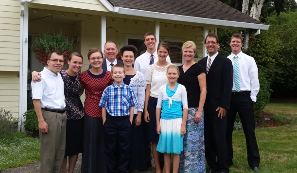 We spent a special weekend with the Mike & Lisa Leman family in Portland, Oregon!